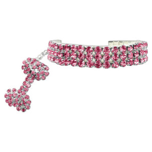 pink necklace furrykids online