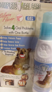 dental Products for Dogs and Cats