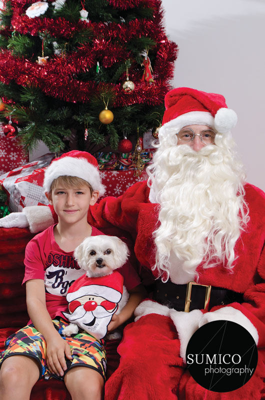 Santa Paws 2014 by Sumico Photography at FurryKids HQ